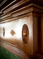 Masonic Wood Carving